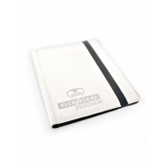 Ultimate Guard - Album portfolio A4 FlexXfolio XenoSkin Blanc