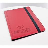 Ultimate Guard - Album portfolio A4 FlexXfolio XenoSkin Rouge