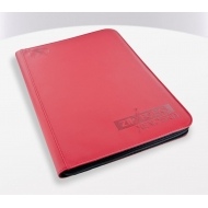 Ultimate Guard - Album portfolio A4 ZipFolio XenoSkin Rouge