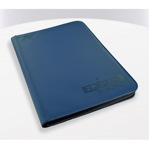 Ultimate Guard - Album portfolio A4 ZipFolio XenoSkin Bleu