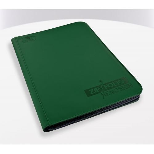 Ultimate Guard - Album portfolio A4 ZipFolio XenoSkin Vert