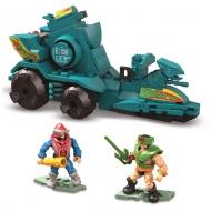 Les Maîtres de l'Univers - Jeu de construction Mega Construx Probuilders Battle Ram