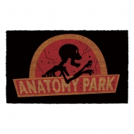 Rick & Morty - Paillasson Anatomy Park 40 x 60 cm