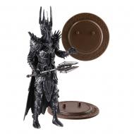 Le Seigneur des Anneaux - Figurine flexible Bendyfigs Sauron 19 cm