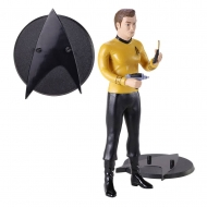 Star Trek - Figurine flexible Bendyfigs Kirk 19 cm