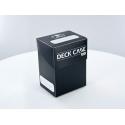 Ultimate Guard - Boîte pour cartes Deck Case 80+ taille standard Noir