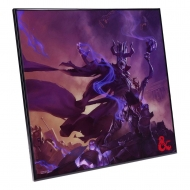Dungeons & Dragons - Décoration murale Crystal Clear Picture Dungeon Masters Guide 32 x 32 cm