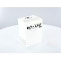 Ultimate Guard - Boîte pour cartes Deck Case 80+ taille standard Blanc