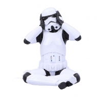 Original Stormtrooper - Figurine Hear No Evil Stormtrooper 10 cm
