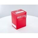 Ultimate Guard - Boîte pour cartes Deck Case 80+ taille standard Rouge