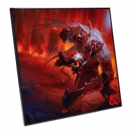 Dungeons & Dragons - Décoration murale Crystal Clear Picture Players Handbook 32 x 32 cm