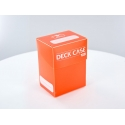 Ultimate Guard - Boîte pour cartes Deck Case 80+ taille standard Orange