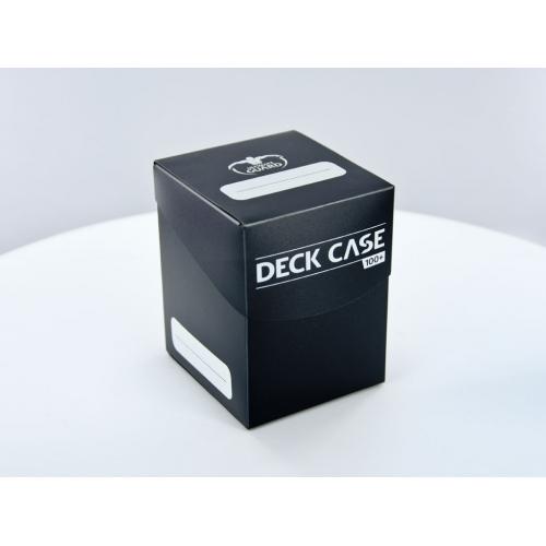 Ultimate Guard - Boîte pour cartes Deck Case 100+ taille standard Noir