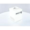 Ultimate Guard - Boîte pour cartes Deck Case 100+ taille standard Blanc