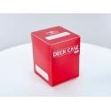 Ultimate Guard - Boîte pour cartes Deck Case 100+ taille standard Rouge