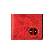 Deadpool - Porte-monnaie Bifold Grafitti