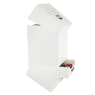 Ultimate Guard - Boîte pour cartes Deck'n'Tray Case 100+ taille standard Blanc