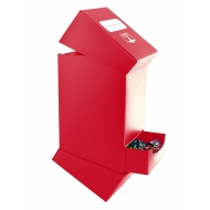 Ultimate Guard - Boîte pour cartes Deck'n'Tray Case 100+ taille standard Rouge