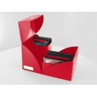 Ultimate Guard - Boîte pour cartes Twin Deck Case 160+ taille standard Rouge