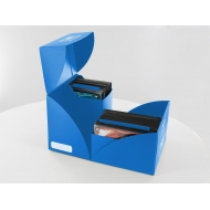 Ultimate Guard - Boîte pour cartes Twin Deck Case 160+ taille standard Bleu Roi
