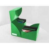 Ultimate Guard - Boîte pour cartes Twin Deck Case 160+ taille standard Vert
