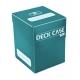 Ultimate Guard - Boîte pour cartes Deck Case 100+ taille standard Bleu Pétrole