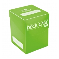Ultimate Guard - Boîte pour cartes Deck Case 100+ taille standard Vert Clair