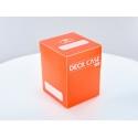 Ultimate Guard - Boîte pour cartes Deck Case 100+ taille standard Orange