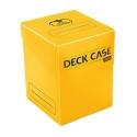 Ultimate Guard - Boîte pour cartes Deck Case 100+ taille standard Jaune