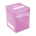 Ultimate Guard - Boîte pour cartes Deck Case 100+ taille standard Rose