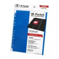 Ultimate Guard - Pages 18-Pocket Side-Loading Bleu (10)