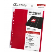 Ultimate Guard - Pages 18-Pocket Side-Loading Rouge (10)