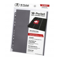 Ultimate Guard - Pages 18-Pocket Side-Loading Gris (10)