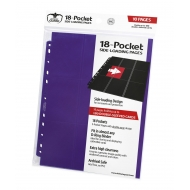 Ultimate Guard - Pages 18-Pocket Side-Loading Violet (10)