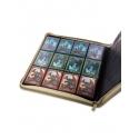Ultimate Guard - 12-Pocket QuadRow ZipFolio XenoSkin Sable