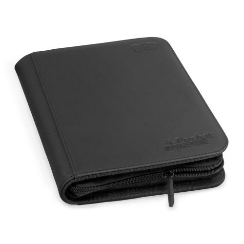 Ultimate Guard - 4-Pocket ZipFolio XenoSkin Noir