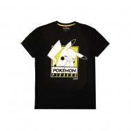 Pokémon - T-Shirt Embarrassed Pika