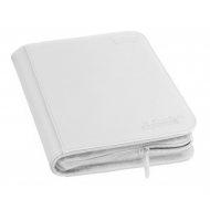 Ultimate Guard - 4-Pocket ZipFolio XenoSkin Blanc