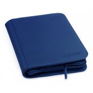 Ultimate Guard - 4-Pocket ZipFolio XenoSkin Bleu