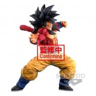 Dragonball Super - Statuette Super Master Stars Piece Super Saiyan 4 Son Goku 25 cm