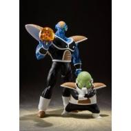 Dragon Ball Z - Pack 2 figurines S.H. Figuarts Burter & Guldo