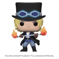 One Piece - Figurine POP! Sabo 9 cm