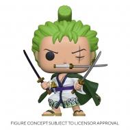 One Piece - Figurine POP! Roronoa Zoro 9 cm