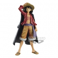 One Piece - Statuette DXF Grandline Men Luffy (Wano Kuni) 16 cm