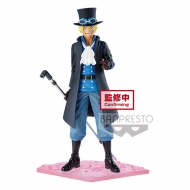 One Piece - Statuette magazine Sabo Special Episode Luff Vol. 3 19 cm