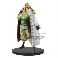One Piece - Statuette DXF Grandline Men Edward Newgate (Wano Kuni) 18 cm