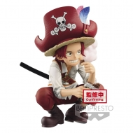 One Piece - Statuette DXF Grandline Children Shanks (Wano Kuni) 9 cm