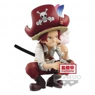 One Piece - Statuette DXF Grandline Children Shanks (Wano Kuni) 9 cm