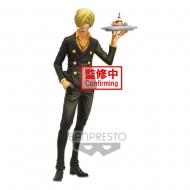 One Piece - Statuette Grandista Nero Sanji 27 cm
