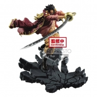 One Piece - Statuette Manhood Gol D. Roger Ver. A 9 cm